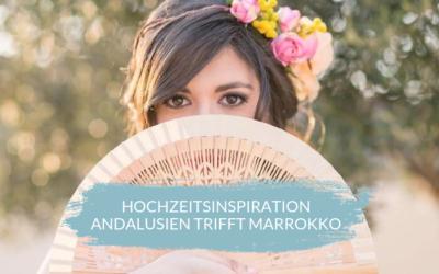 Andalusien trifft Marrokko – eine bunte Hochzeitsinspiration