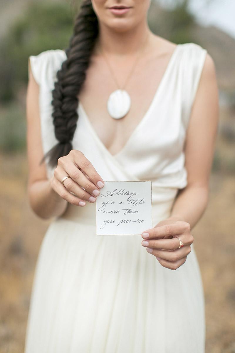 Hochzeit in Andalusien, Hochzeitsspruch, Zitat zur Hochzeit
