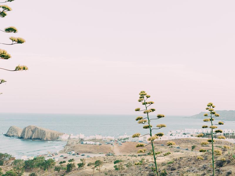 Hochzeit in Spanien-Strandaussicht