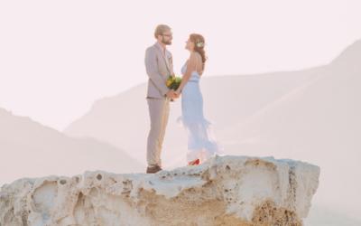 Die internationale Boho Chic Hochzeit in Cabo de Gata