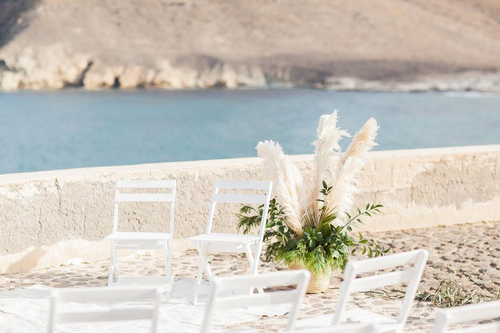 Hippie Chic Hochzeit in Cabo de Gata