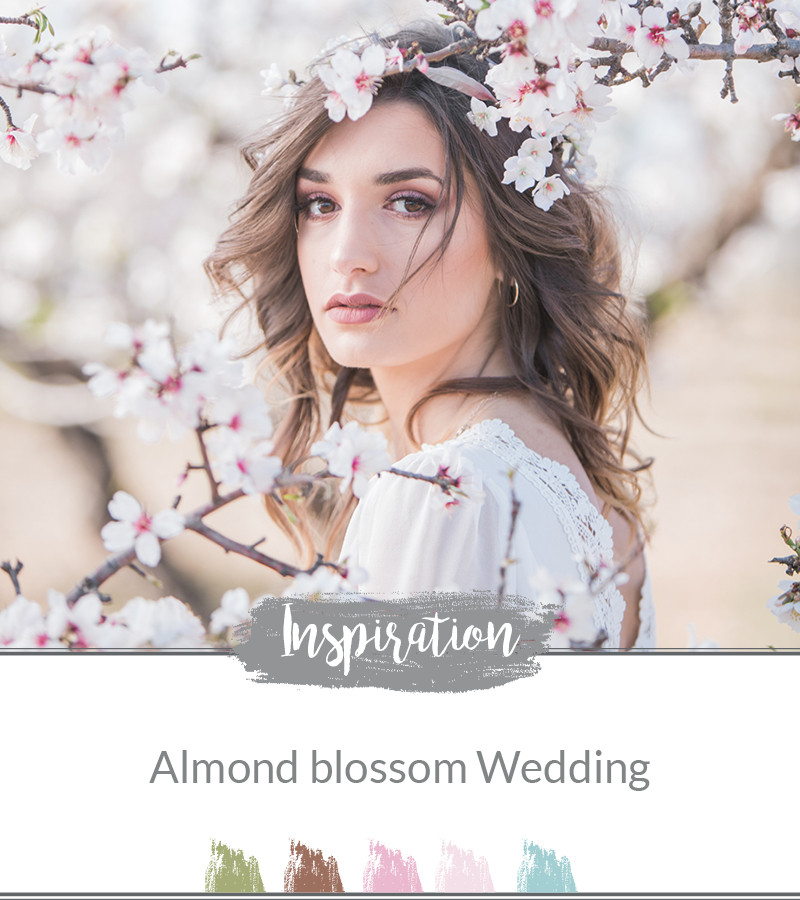 Almond Blossom Wedding - Heiraten zur Mandelblüte in Andalusien.