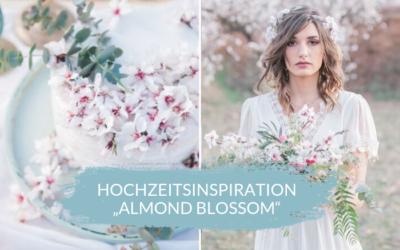"""Hochzeit zur Mandelblüte in Andalusien """"Almond Blossom"""""""