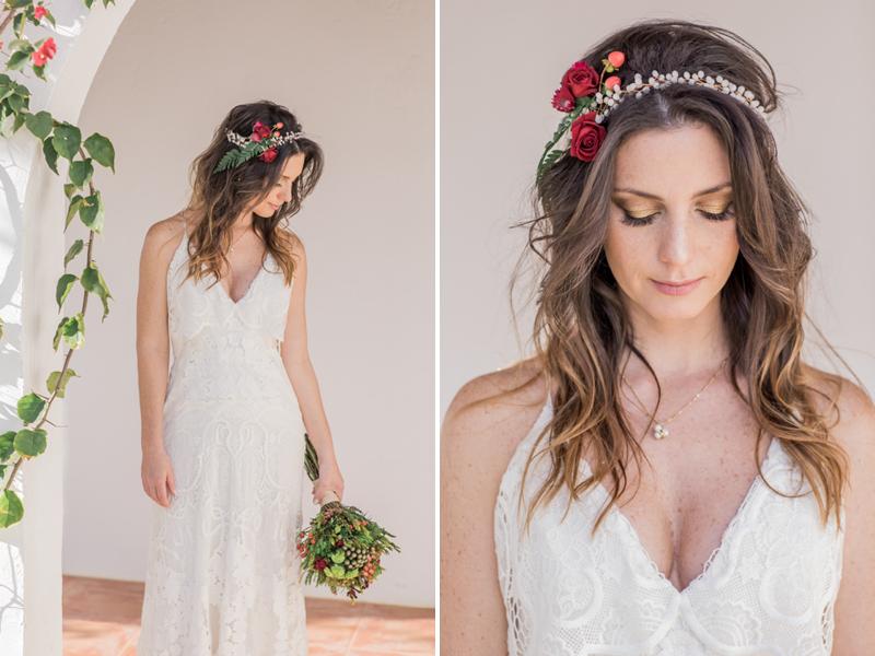 Hochzeitsinspiration mediterran