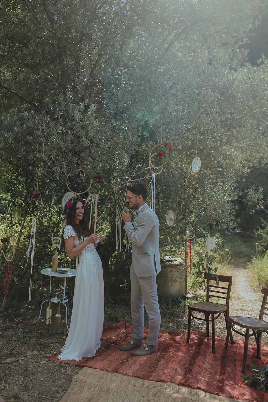Festival boho Hochzeit, Boho Wedding freie Trauung