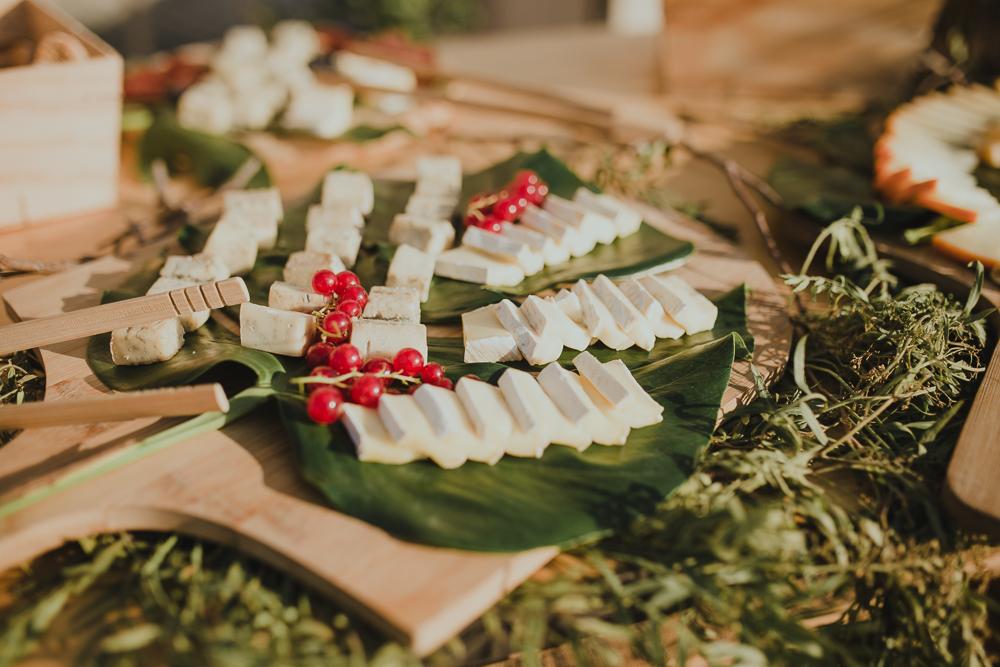 Festival boho Hochzeit, Boho Wedding Menü