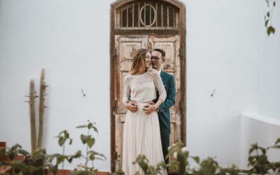 Big Boho Wedding auf die spanische Art