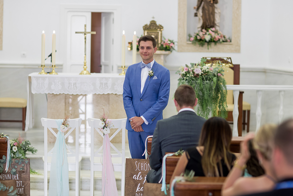 Heiraten im Ausland, Kirche