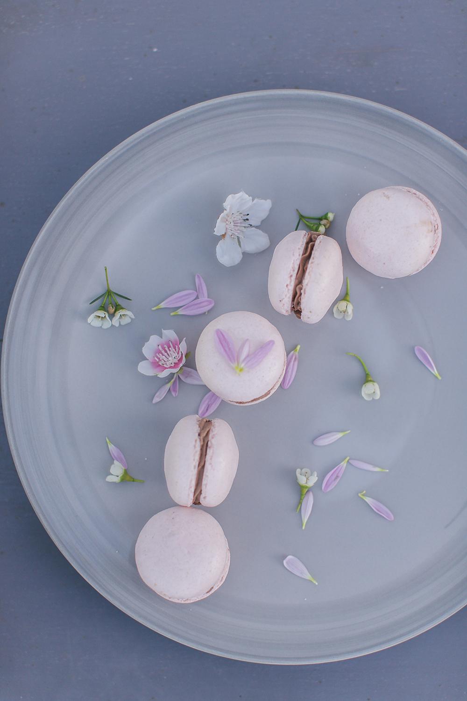 Hochzeit in Spanien. Sweet Table zur Hochzeit. Macarons