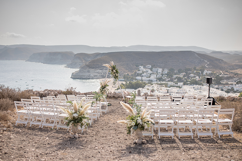 Heiraten am Strand in Spanien - Hochzeitslocations am Meer