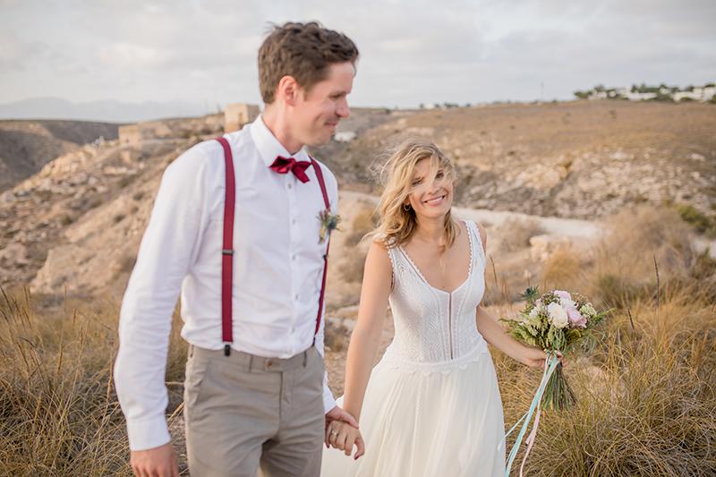 Heiraten am Strand in Spanien - Unsere Hochzeiten am Meer