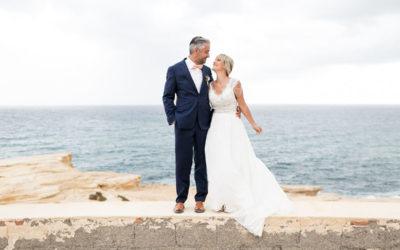 Greenery Wedding – Heiraten am Meer mit Carmen & Thomas