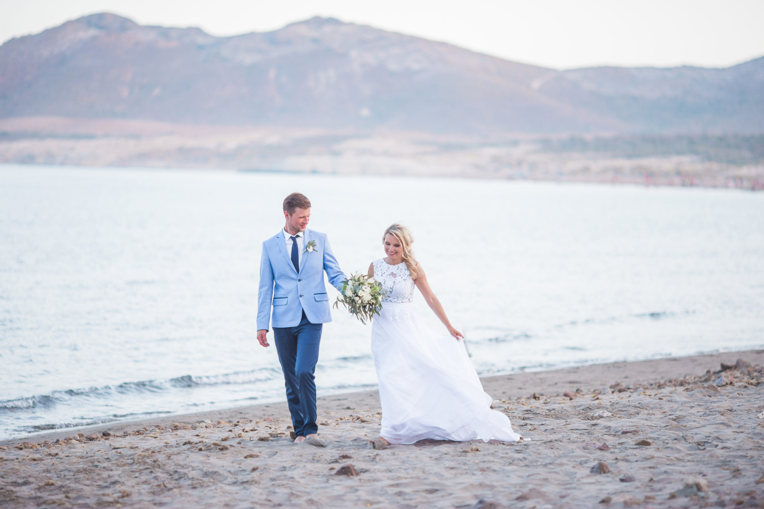 Hochzeit am Strand – traumhaft heiraten am Meer