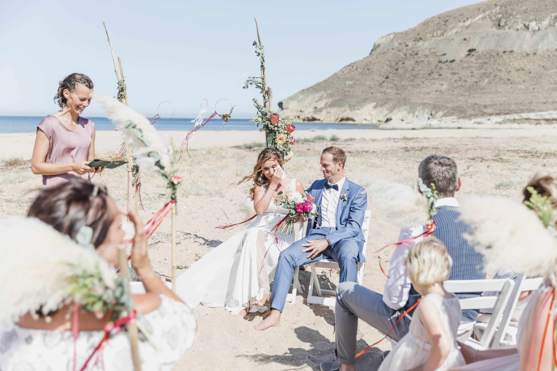 Hochzeit am Strand, Hochzeit am Meer, Heiraten am Strand
