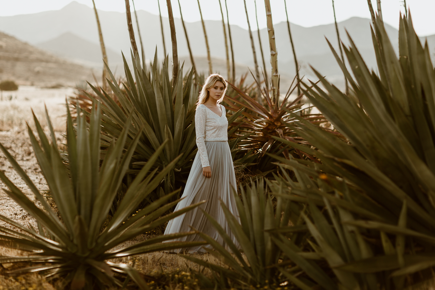 Noni – Perfect wedding dresses for your beach wedding