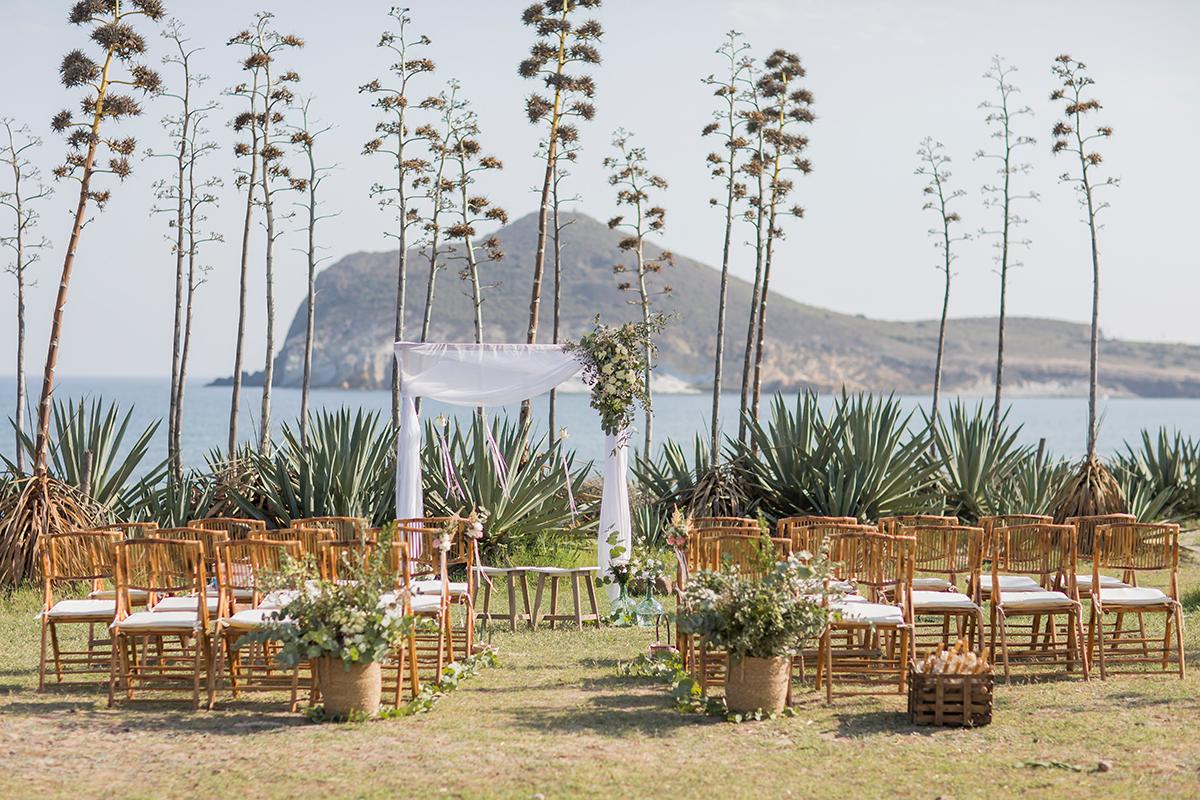 Hochzeit am Strand, freie Trauung