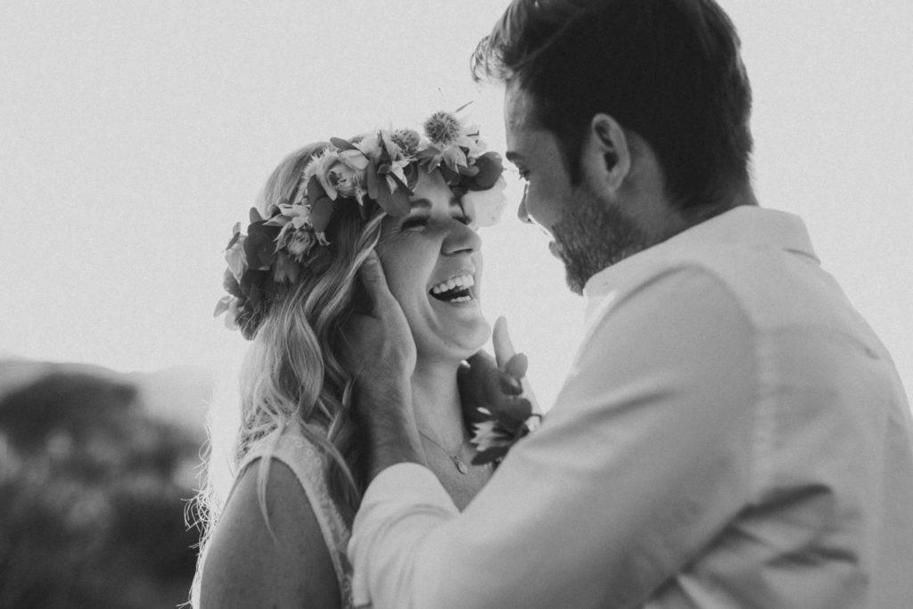 Hochzeit zu Zweit