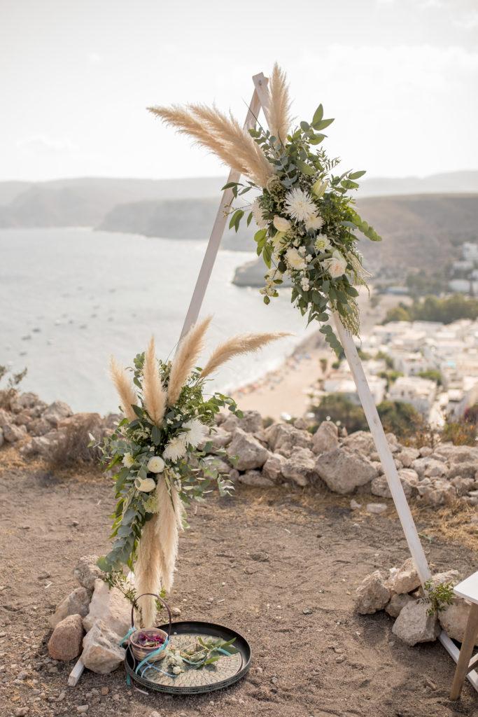 Festival Boho Wedding