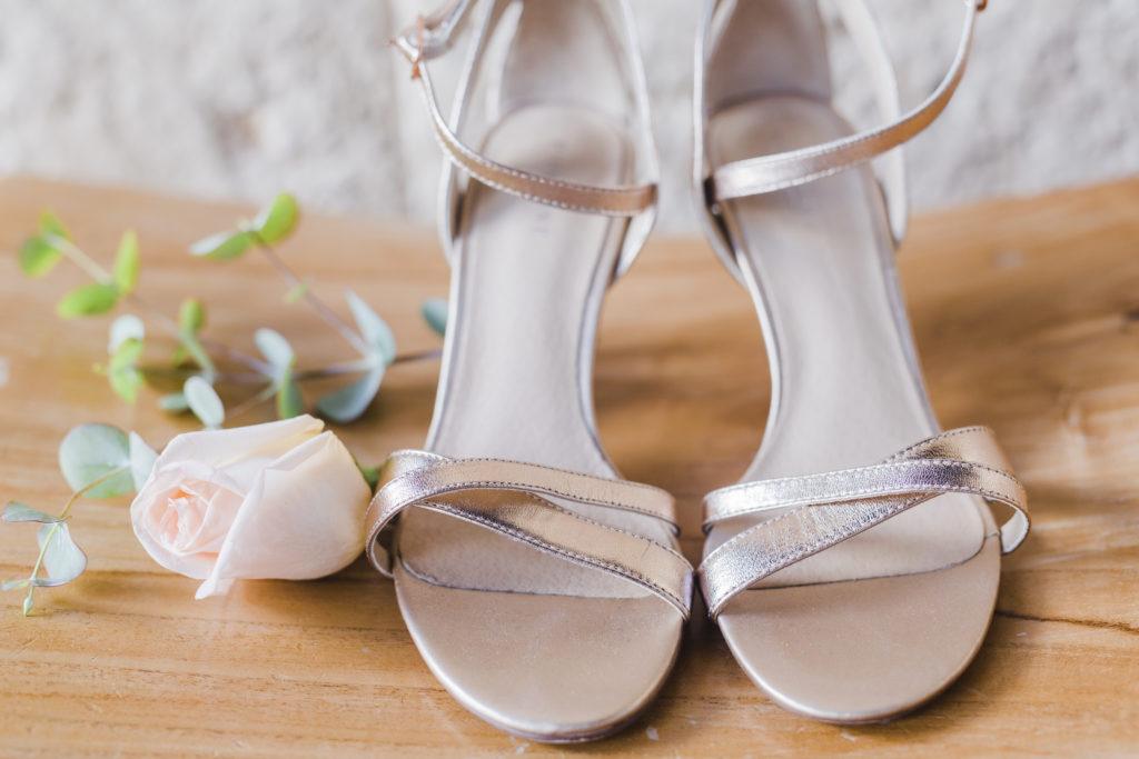 Schlichte Mediterranische Hochzeit (1)