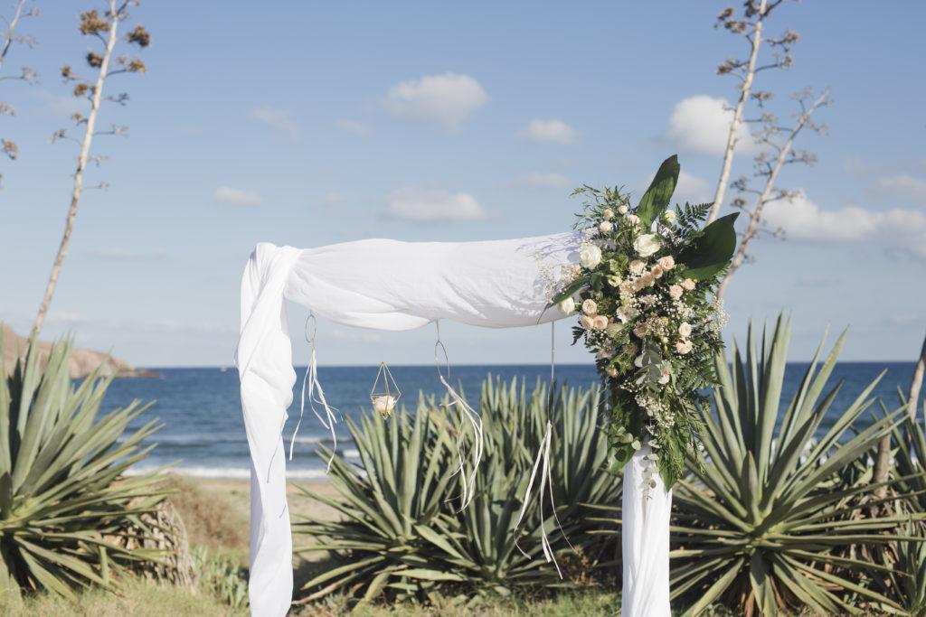 Schlichte Mediterranische Hochzeit (28)