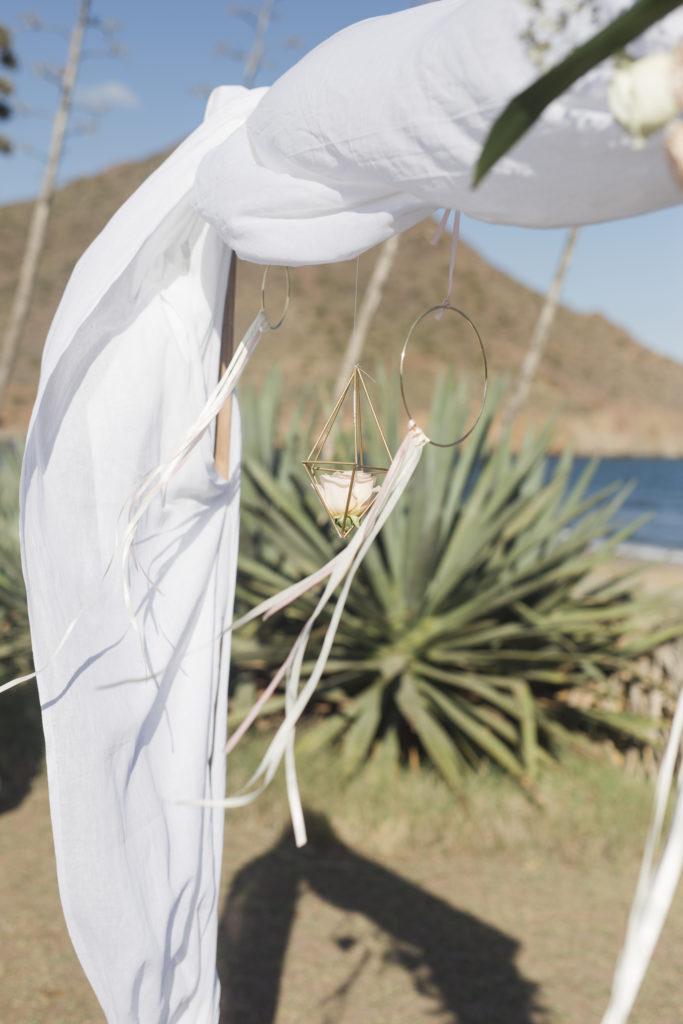 Schlichte Mediterranische Hochzeit (29)