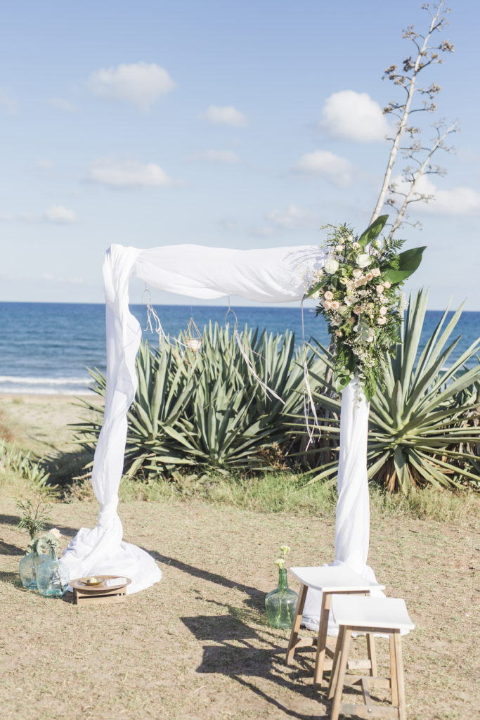 Schlichte Mediterranische Hochzeit (30)