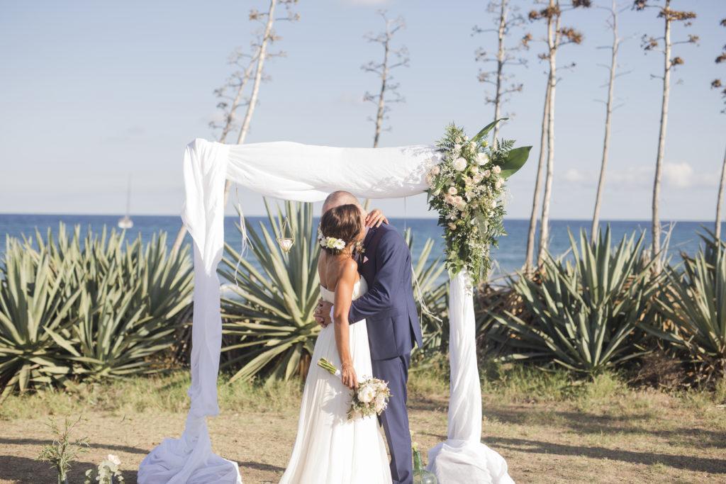 Schlichte Mediterranische Hochzeit (33)
