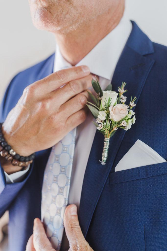 Schlichte Mediterranische Hochzeit (4)