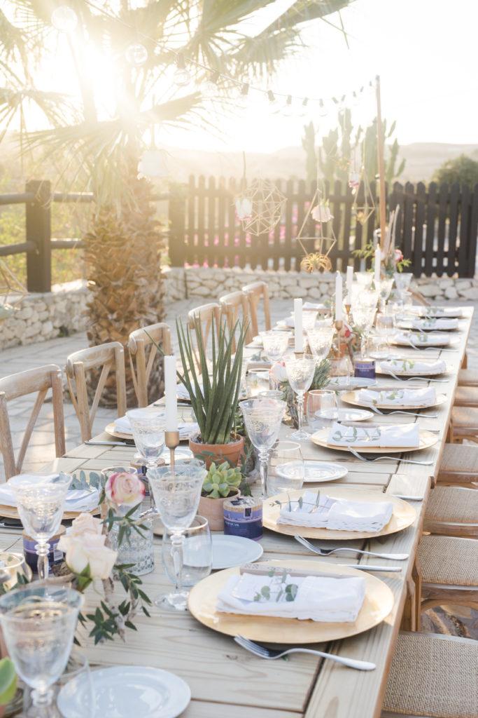 Schlichte Mediterranische Hochzeit (43)