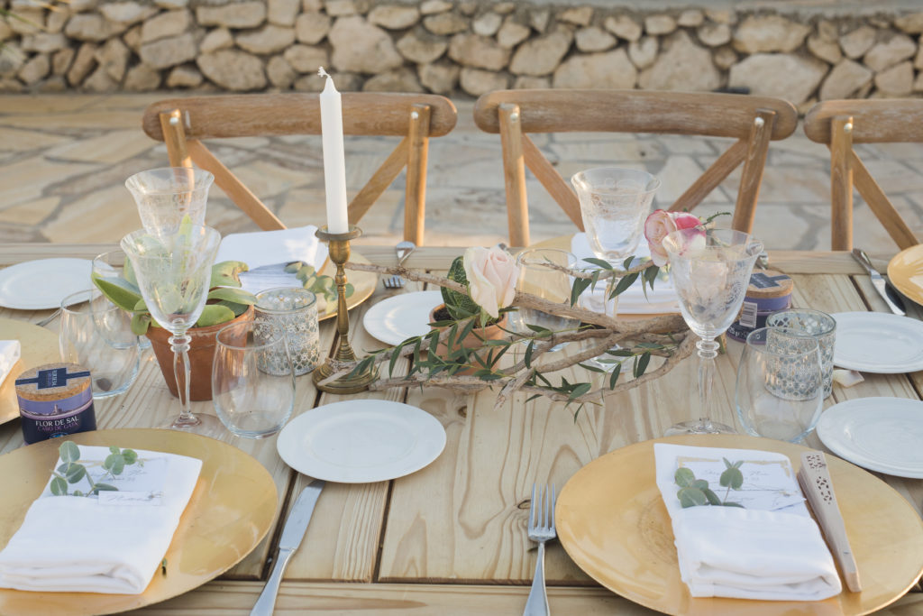 Schlichte Mediterranische Hochzeit (44)