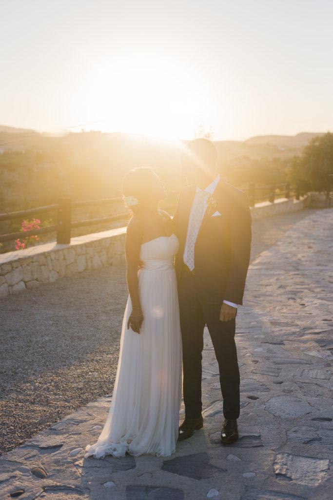 Schlichte Mediterranische Hochzeit (52)