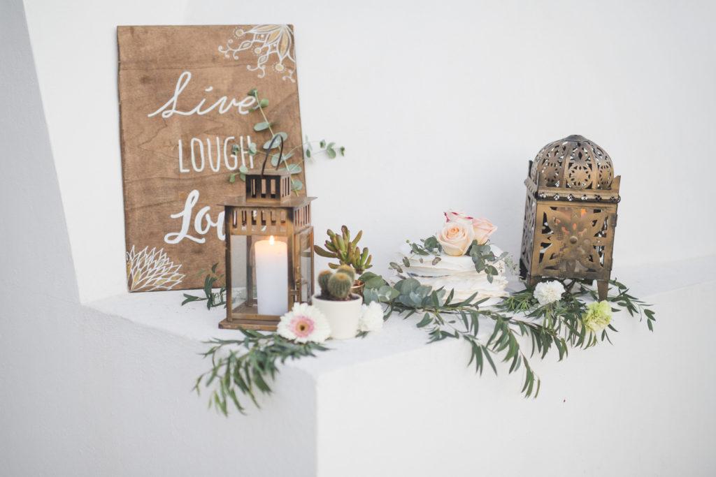 Schlichte Mediterranische Hochzeit (58)